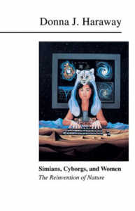 BooksWeRead-Haraway-SimiansCyborgsandWomen