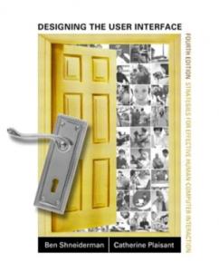 BooksWeRead-ShneidermanPlaisant-DesigningtheUserInterface