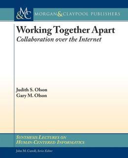 WorkingTogetherApart-JudithOlson-GaryOlson